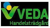 VEDA Handelsträdgård Logotyp